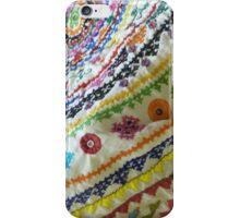 Oriental embellishment iPhone Case/Skin