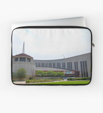 Country Music Hall of Fame and Museum, Nashville, TN, USA Laptop Sleeve
