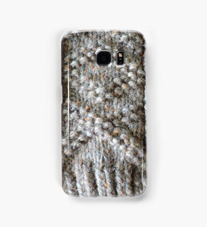 Aran Knitted Panel Samsung Galaxy Case/Skin