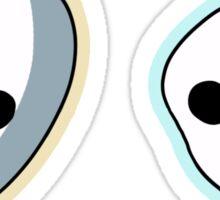 Kodama Sticker Sticker