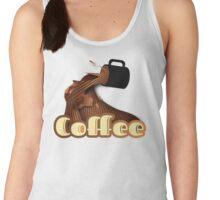 Coffee Coffee Women's Tank Top