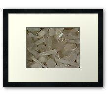 Precious Stone Framed Print