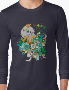 Imaginary Land Long Sleeve T-Shirt
