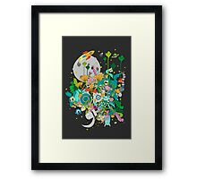 Imaginary Land Framed Print