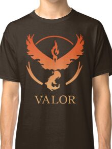 TEAM VALOR - POKEMON GO TSHIRT Classic T-Shirt