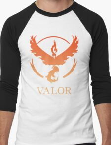 TEAM VALOR - POKEMON GO TSHIRT Men's Baseball ¾ T-Shirt