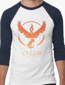 TEAM VALOR - POKEMON GO TSHIRT Men's Baseball ¾ T-Shirt