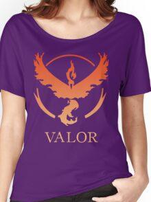 TEAM VALOR - POKEMON GO TSHIRT Women's Relaxed Fit T-Shirt