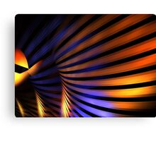 Copper Shine Canvas Print