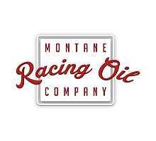 Montane Company 'Racing Oil' by Rhyno Design