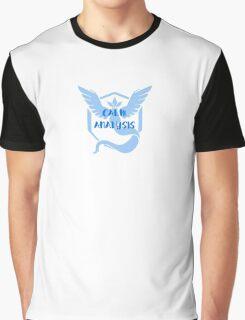 Calm Analysis: Pokemon GO Graphic T-Shirt
