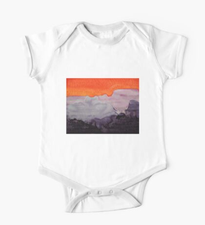 Grand Canyon original painting One Piece - Short Sleeve