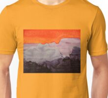 Grand Canyon original painting Unisex T-Shirt