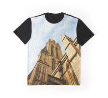 Truro Cathedral Graphic T-Shirt