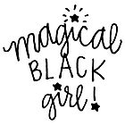 Magical Black Girl by maryannf