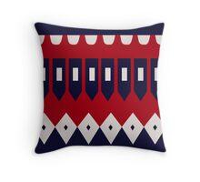 John Watson's Christmas Jumper Throw Pillow