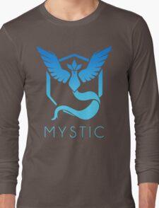 TEAM MYSTIC - POKEMON GO TSHIRT (BEST QUALITY ON SITE!) Long Sleeve T-Shirt