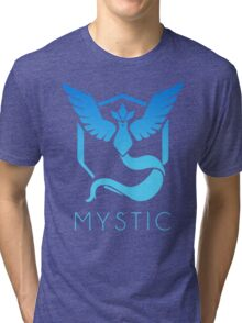 TEAM MYSTIC - POKEMON GO TSHIRT (BEST QUALITY ON SITE!) Tri-blend T-Shirt