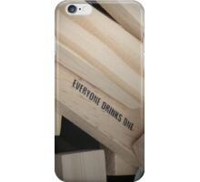 Jenga Fun iPhone Case/Skin