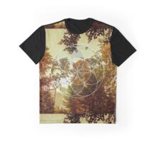 Autumn Meditation Graphic T-Shirt