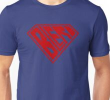 Blerd Power (Transparent) Unisex T-Shirt
