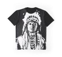 BLANKET OF THE SUN-NEZ PERCE Graphic T-Shirt