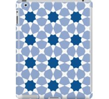 Islamic geometric pattern iPad Case/Skin