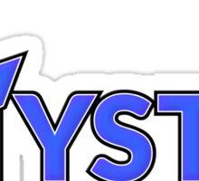 Team Mystic! Sticker