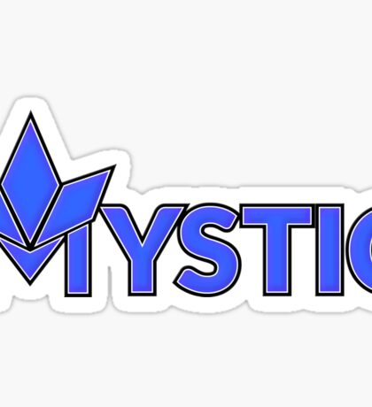 Team Mystic! Sticker