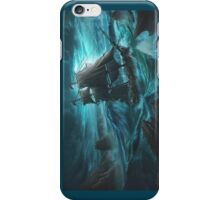 DANGEROUS SEAS  iPhone Case/Skin