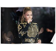 Beyoncé - Formation World Tour live in Glasgow II Poster