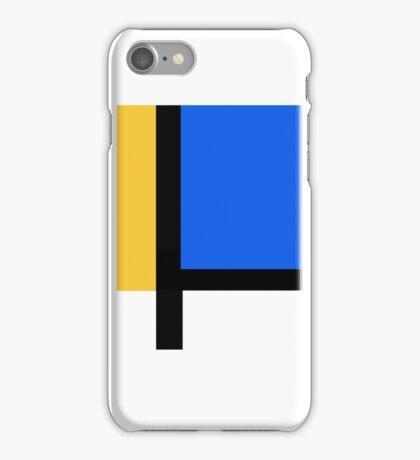 primary grid iPhone Case/Skin