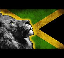 jamaican lion by defurydamien