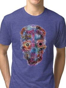 Corvo - Dishonored  Tri-blend T-Shirt