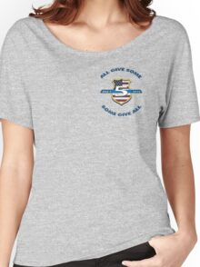 Dallas Police Officer Memorial Women's Relaxed Fit T-Shirt