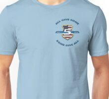 Dallas Police Officer Memorial Unisex T-Shirt