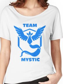Team Mystic | Pokemon Go Women's Relaxed Fit T-Shirt