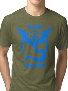 Team Mystic | Pokemon Go Tri-blend T-Shirt