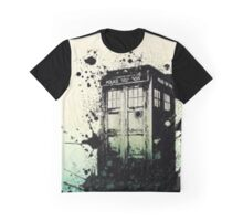 doctor who - tardis Graphic T-Shirt