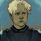 Brienne by reapersun
