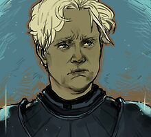 Brienne by reapersun