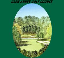 Glen Abbey Golf Course With Banner Unisex T-Shirt