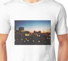 blurry sunset Unisex T-Shirt
