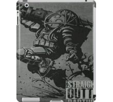 Bioshock Comic Game Big Daddy T Shirt/Phone etc Most Popular iPad Case/Skin