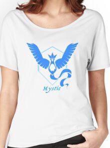 Team Blue Women's Relaxed Fit T-Shirt