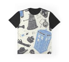 doctor who - mixed  Graphic T-Shirt
