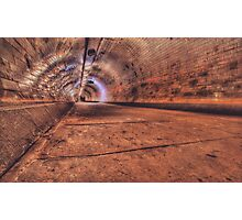 Greenwich Foot Tunnel Photographic Print