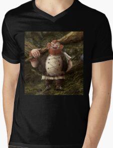 Giant Mens V-Neck T-Shirt
