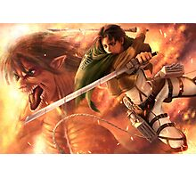 Attack On Titan 04 Photographic Print