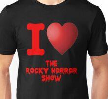 I Heart The Rocky Horror Show Unisex T-Shirt